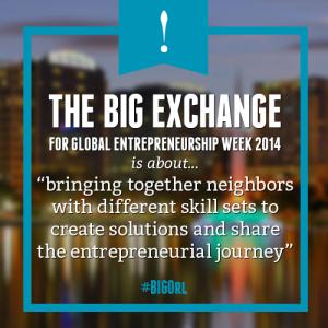 BIG Exchange for GEW2014